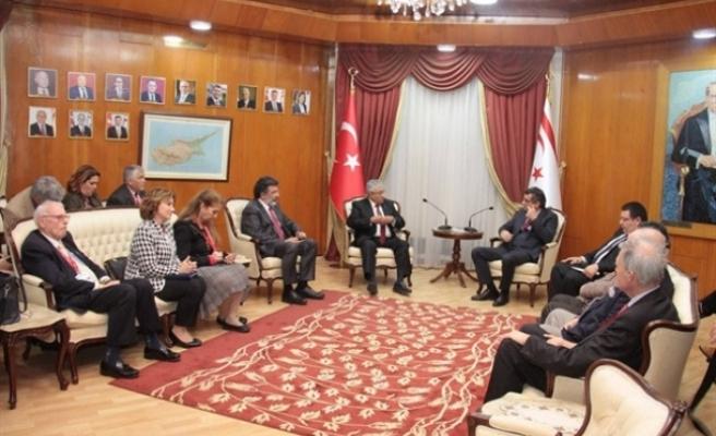 """""""KKTC'nin turizm alanındaki potansiyelini ve olanaklarını dünyaya ve Türkiye'ye daha fazla anlatmalıyız"""""""