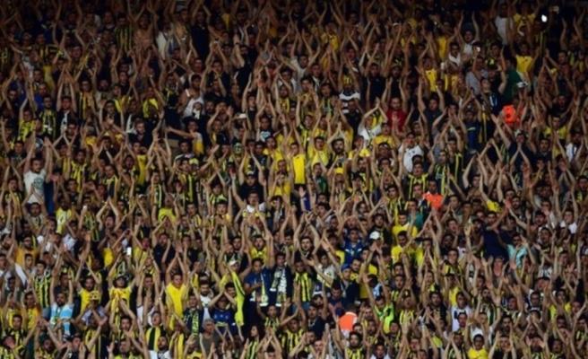 Küfürlü tezahüratın Fenerbahçe'ye bedeli 37 bin forma