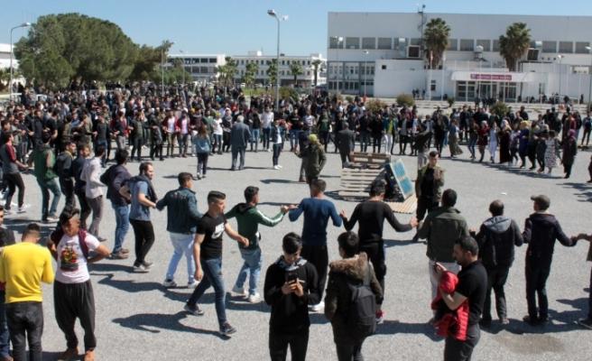 Lefkoşa'da Nevruz kutlaması