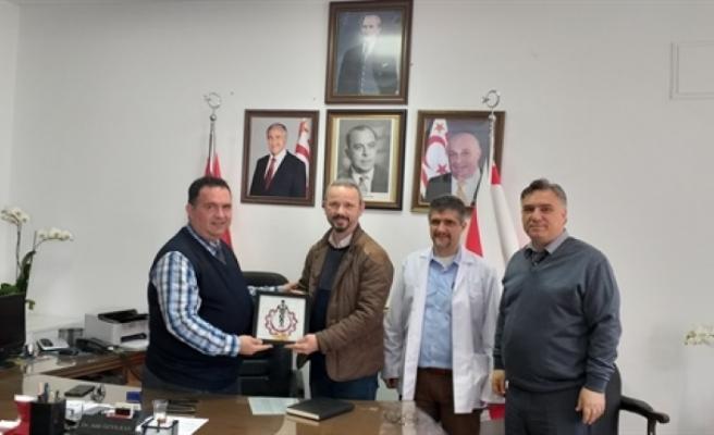 Lefkoşa Doktor Burhan Nalbantoğlu Devlet Hastanesi'nde 3 oda yenilendi