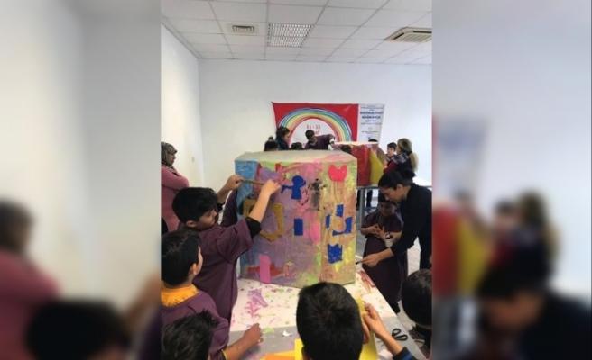 "Maksimum Sanat Minimum Risk Sanat Kampı"" sergisi  açılıyor"