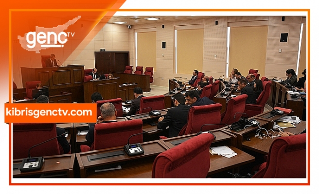 Meclis'te  Kıbrıs sorunu, turizm,üniversitelerin sorunları ele alındı