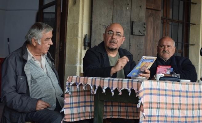 Niyazi Kızılyürek, Akıncılar (Lüricina) köyünü ziyaret etti