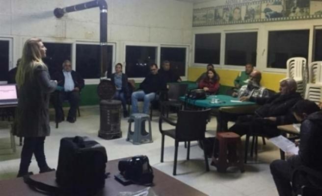 Tarım Bakanlığı'ndan Kalavaç'ta eğitim