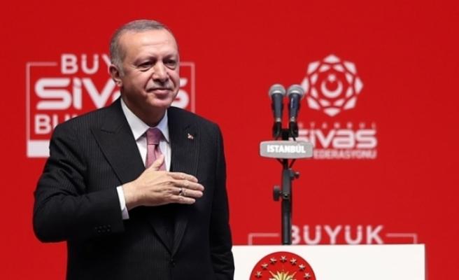"""TC Cumhurbaşkanı Erdoğan: """"Bu seçimler milli iradeye pusu kuranlarla hesaplaşma seçimidir"""""""