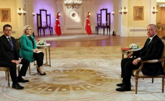 """TC Cumhurbaşkanı Erdoğan: """"Yerel yönetimlerde teröre bulaşanı görevden alacağız"""""""