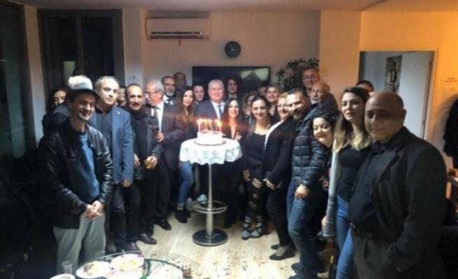 TKP 43. kuruluş yıl dönümünü kutladı