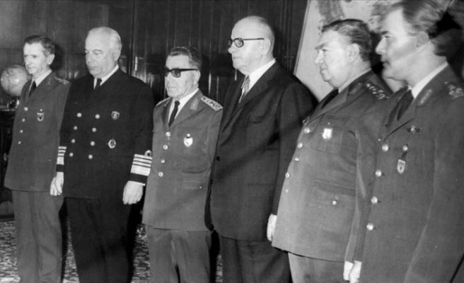 Türkiye'de 12 Mart Muhtırası'nın üzerinden 48 yıl geçti