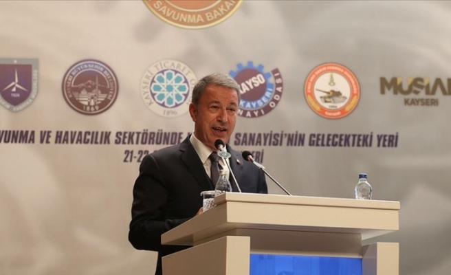 """""""Türkiye Kıbrıs'ta barışın ve güvenliğin teminatı olmaya devam edecek"""""""