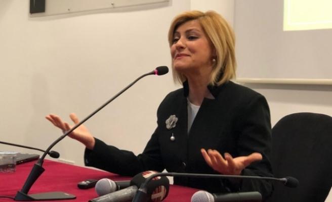 """UBP Kadın Kolları'ndan """"Kadının Hayat'la İletişimi """" konulu etkinlik"""