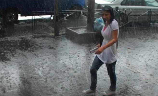 Yağmura karşı şemsiyelerinizi hazırlayın