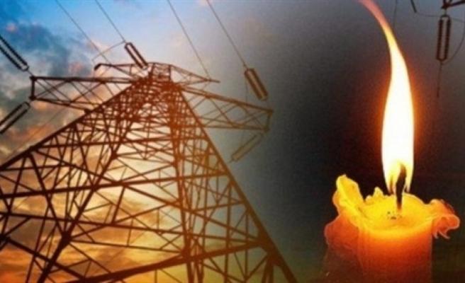 Yenierenköy'de bazı bölgelerde yaklaşık 6 saatlik elektrik kesintisi yapılacak
