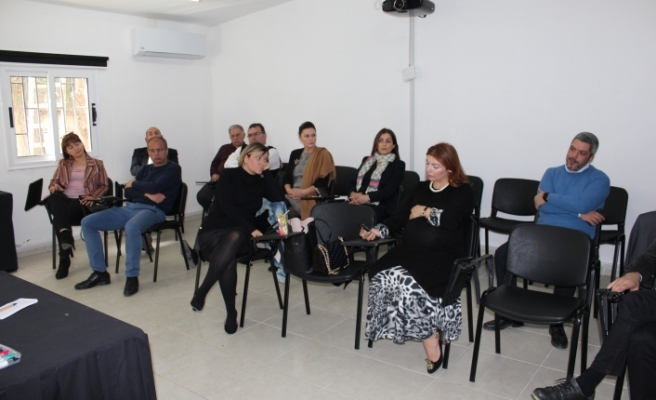 YYK, Tv yöneticileri ile toplantı yaptı