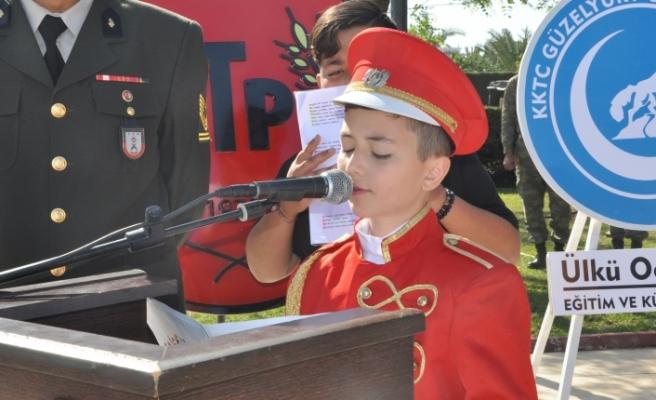 23 Nisan Ulusal Egemenlik ve Çocuk Bayramı, Güzelyurt'ta da kutlandı