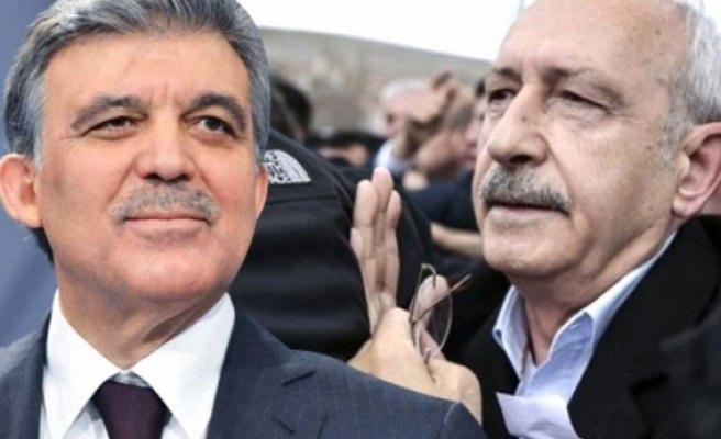 """Abdullah Gül, Kılıçdaroğlu'na yapılan saldırıya tepki gösterdi: """"Umarım artık fark edilir!"""""""