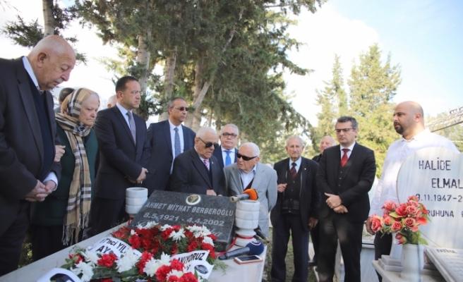 Ahmet Mithat Berberoğlu anıldı