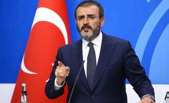 """AK Parti Genel Başkan Yardımcısı Mahir Ünal: """"Sayın Ekrem İmamoğlu,devam eden hukuki süreçten neden rahatsız?"""