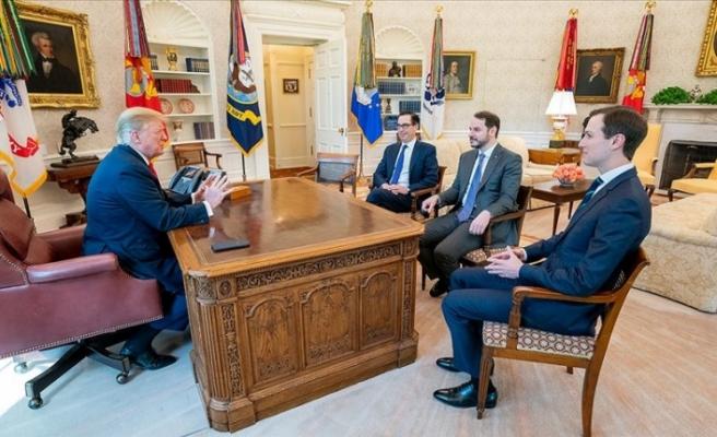 """Albayrak: """"Türkiye-ABD ekonomik ilişkileri güvenlik ortaklığımız kadar güçlü olmalı"""""""