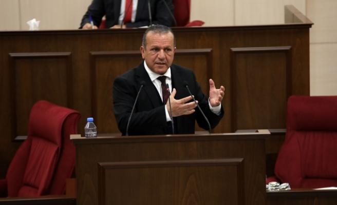 """Ataoğlu: """"Çevre ile ilgili cezaları yükseltmek için çalışıyoruz"""""""
