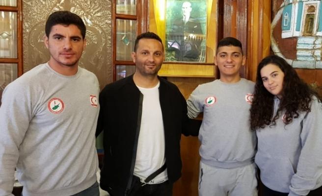 Atletlerimiz Bursa'da yarışacak