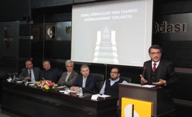 """Başbakan Erhürman: """"Başkanlık sistemini tartışmaya açığım"""""""