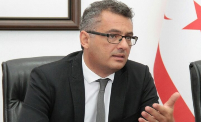 Başbakan Erhürman: Türkiye'ye kendimizi anlatma sorunu olmamalı