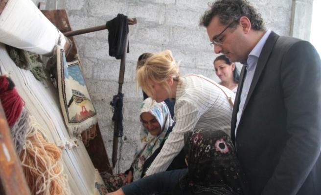 Başbakan, Kırsal Köy etkinliğine katıldı