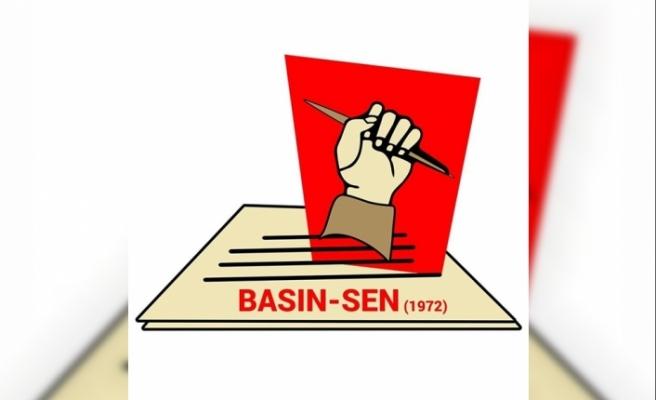 Basın Emekçileri Sendikası, Türk Ajansı Kıbrıs'taki greve destek belirtti
