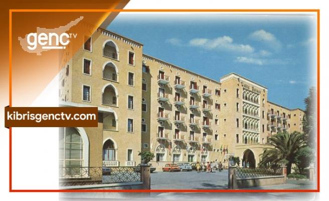 BM  Ledra Palace Otel'i boşaltıyor