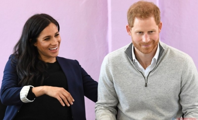 Brexit yorgunu İngiltere'de kraliyet ailesinin bebek heyecanı