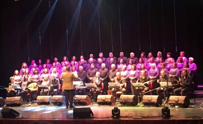 Çağdaş Müzik Derneği Korosu yurt dışı turneye çıkıyor