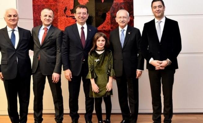 """CHP Genel Başkanı Kılıçdaroğlu: """"İstanbul tercihini yaptı"""""""