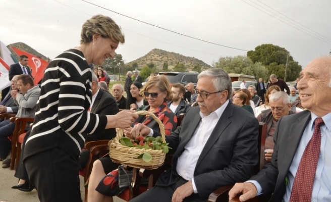 Çilek Festivali başladı