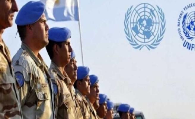 Çin'den Barış Gücü'ne destek iddiası