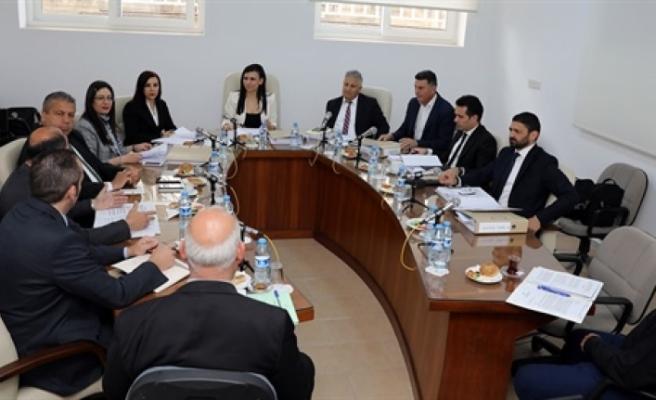 Cumhuriyet Meclisi, Dilekçe ve Ombudsman Komitesi, toplandı
