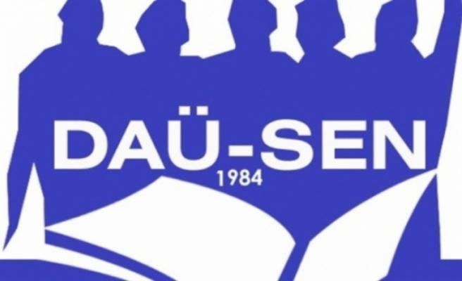 DAÜ-SEN'den taciz iddiasıyla tutuklanan profesör hakkında açıklama