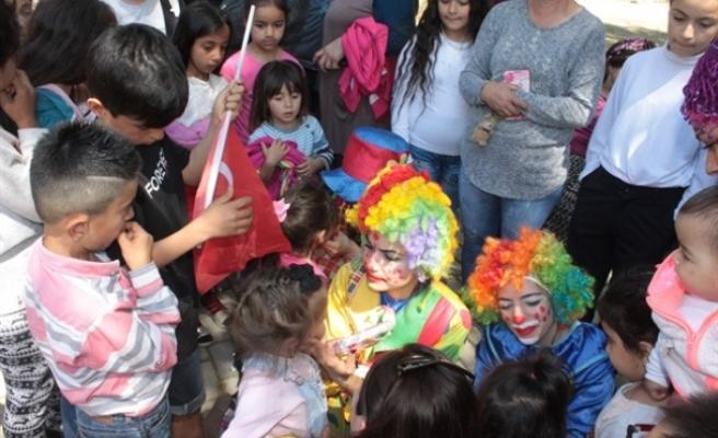 DP,Lefkoşa İlçe Kadın Örgütü çocuk festivali düzenledi