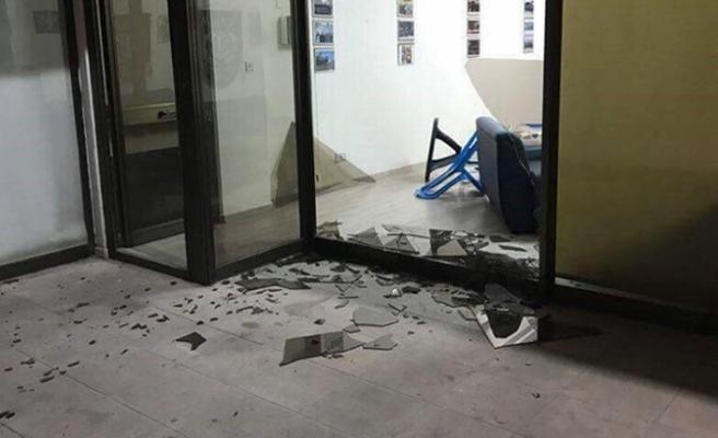 Elam ofisine saldırı
