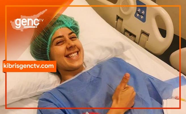 Emine Uluçay'dan hastanede duygusal paylaşım
