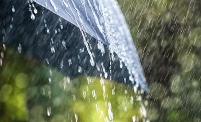 En fazla yağmur metrekareye 36 kg ile Gazimağusa'da kaydedildi