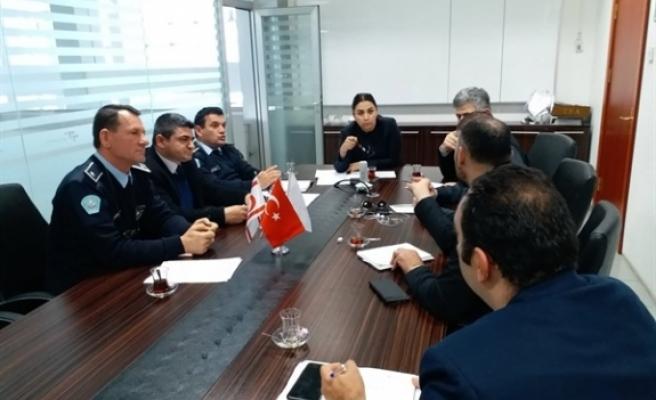 Ercan'a yüz tanıma programı geliyor