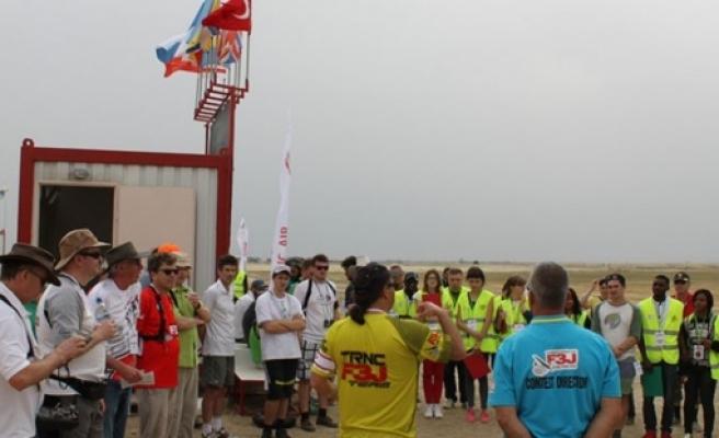 F5J Şampiyonası başladı