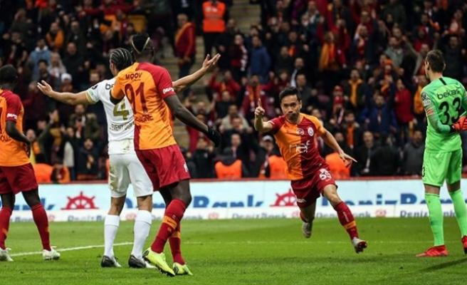 Galatasaray'dan 3 puan