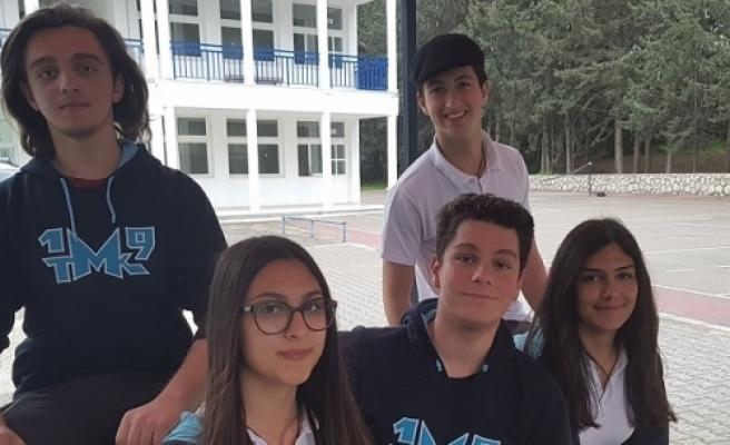 Girne Liseleri'nin yarışma heyecanı
