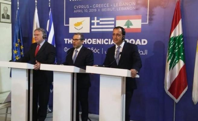Güney Kıbrıs yıl sonunda  üçlü zirvenin ilk ev sahibi olacak