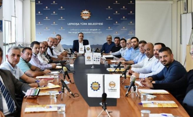 """Harmancı: """"Lefkoşa'da yeni kapı talebi şımarıklık değil ihtiyaç ve zorunluluk"""""""