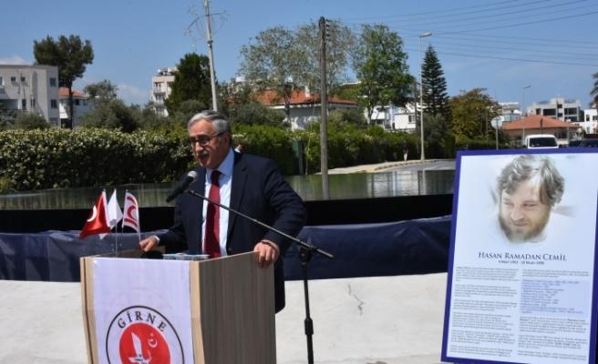 Hasan Ramadan Cemil'in ismi Girne'de yaşatılacak