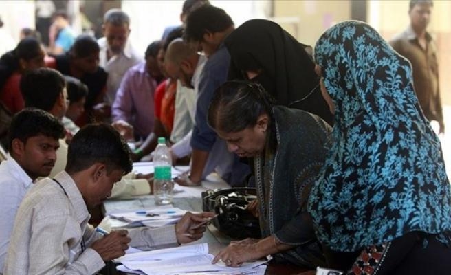 Hindistan'da dünyanın en uzun süren parlamento seçimi başlıyor