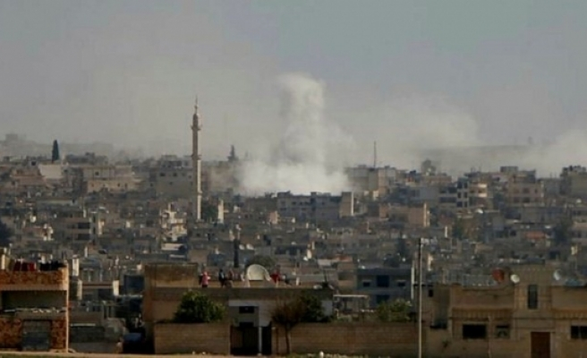 İdlib'e hava saldırısı düzenlendi