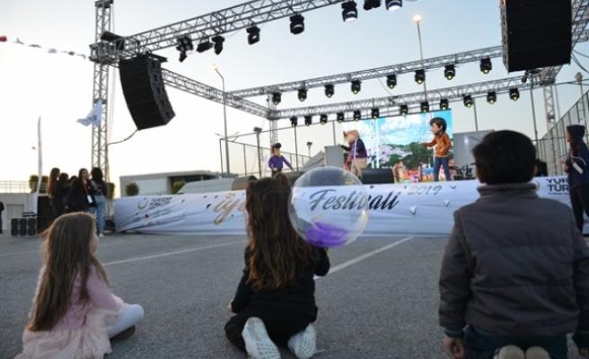 İyilik Festivali'nin Beyarmudu ayağı dün yapıldı
